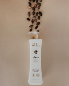 true keratin choco deep hydration smoothing keratin system Photo